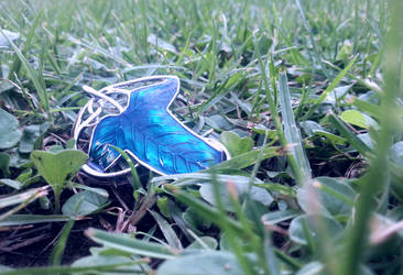 Not idly do the leaves of Lorien fall. by Dante2060