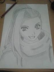 Ino redraw by Dante2060