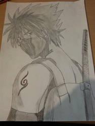Kakashi Anbu by Dante2060