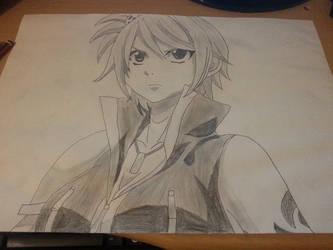 Edo Lucy by Dante2060