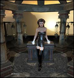 Magic Lady by Sheenade