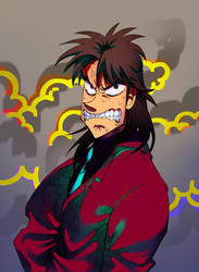 [KAIJI] %%%%% by llllle