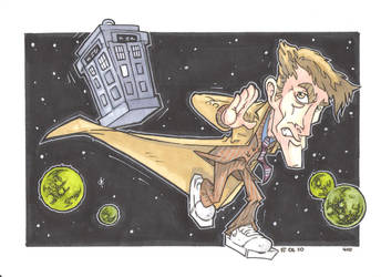 DR WHO no 18 FINAL by leagueof1