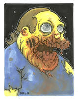 WORST ZOMBIE EVER by leagueof1