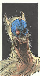 THE DESICCATION OF BANANAMAN by leagueof1