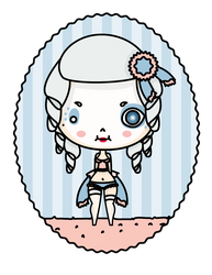 Marie Antoinette by ConejitoPerverso