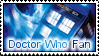 Doctor Who Fan Stamp by neeneer
