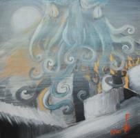 PH'NGLUI MGLW'NAFH CTHULHU R'LYEH WGAH'NAGL FHTAGN by LUUVALOA