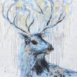 Antlers I by LUUVALOA