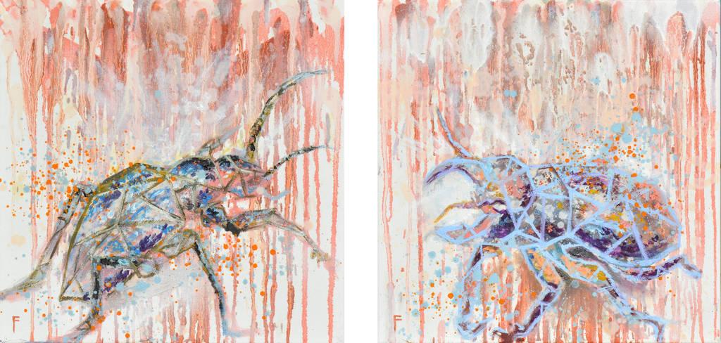 VS I and II by LUUVALOA