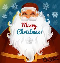 Santa by kapreski