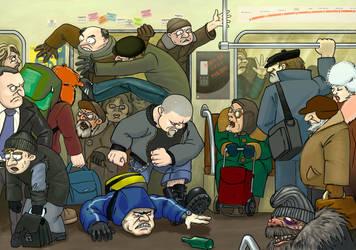 metro by Skirill