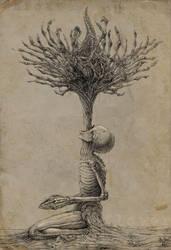 flower by Skirill