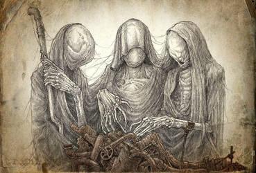 Trinity by Skirill