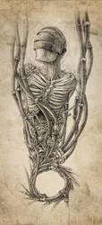 Tatto 'sleeve' design by Skirill