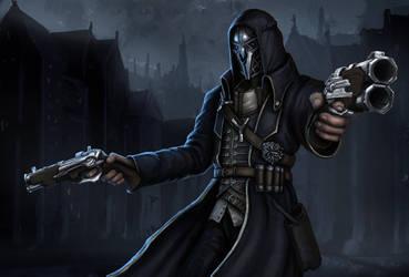 Corvo Reaper by eddieshred