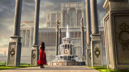 Albus - Royal Palace by eddieshred