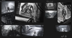 Storyboard by PeterPrime