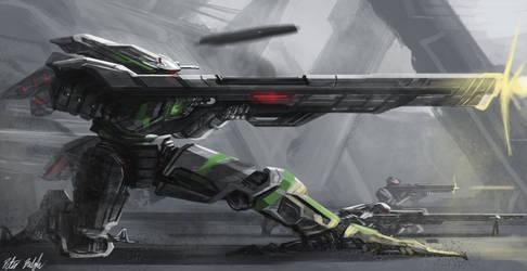 XL-11 Assassin by PeterPrime