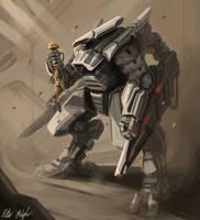 XH-04 Impaler by PeterPrime