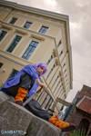 GambatteNeCosplay DBZ Trunks 3 by Brouwersfotografie