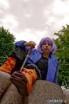 GambatteNeCosplay DBZ Trunks 6 by Brouwersfotografie