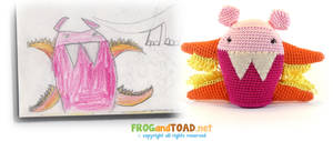 Tentacle Monster FROGandTOAD by FROG-and-TOAD