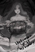 [Close] YCH Auction: 68. Halloween!_2 by Lonary