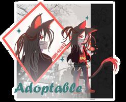 Adoptable [CLOSED] by Hibiki-Kasaito