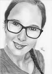 Portrait Julia by Color3brush