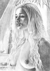 Khaleesi by Color3brush