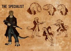 The Specialist by TyrannusGunner