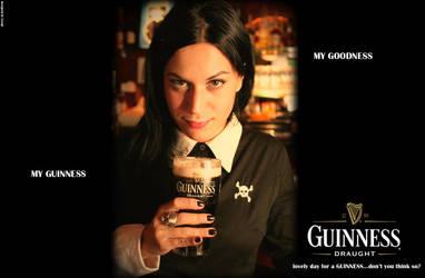 My goodness, My Guinness by Seru-Kun