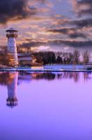 Lighthouse by Muczi