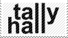 tally hall stamp by Chespinn