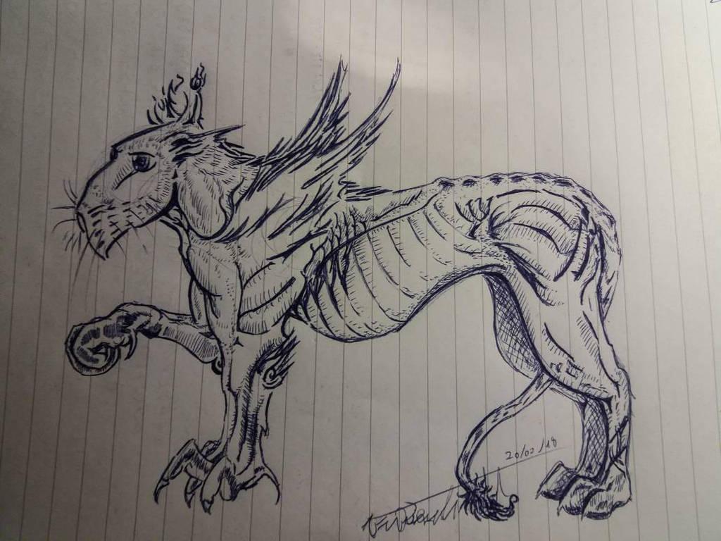 Sketch by Deep6Howl