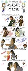 Avatar Meme by Katsari-chan