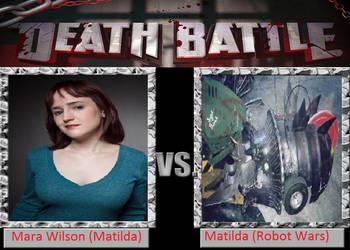Matilda Vs Matilda by Headbanger14