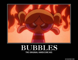 Hardcore Bubbles by Headbanger14