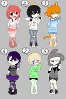 girl or femboy adoptables(CLOSED)-WillowWinters by WillowWinters