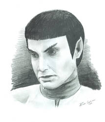 Vorik from Star Trek Voyager by LMColver