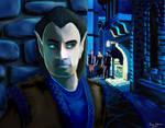 Oblivion: Glarthir by LMColver