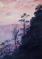 2017 11 03 Sunset by keryneja