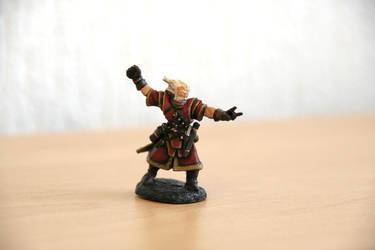 Wizard Miniature by Adiwan