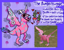 The Bumbernuggle by Scoots-Canoe