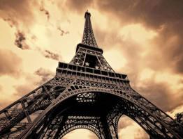 Eiffel - Retouched by tugrulnohutcu