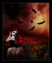poppies. by twilightstars