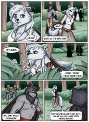 The Wolf Child Chapter 1 Page 2 by jazz316