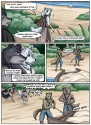 The Wolf Child Chapter 1 Page 3 by jazz316