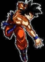 Goku Doctrina Egoista by UrielALV